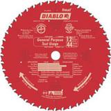 FREUD 12 In. Diablo General Purpose Blade - 44 Teeth