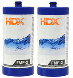 FMF-2 Refrigerator Replacement Filter Fits Frigidaire WF1CB (2 Pack)