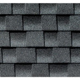 Timberline Lifetime High Definition  Pewter Gray Shingles