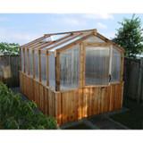 Cedar Greenhouse - 8 Feet x 12 Feet