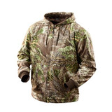 M12 Cordless Realtree Max-1 Camo Heated Hoodie Only - 3X