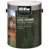 BEHR Log Home Gloss Finish - Cedar; 3.79L