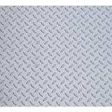 7.5 Feet x 17 Feet Metallic Silver Standard Car Mat