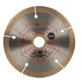 4 Inch Porcelain; Ceramic; Marble and Granite Wet/Dry Cutting Black Widow Diamond Blade