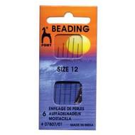 # 12 Pony Beading Needle