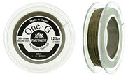 125 Yards Spool Toho One-G Thread Light Khaki