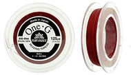 125 Yards Spool Toho One-G Thread Red