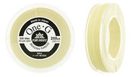 250 Yards Spool Toho One-G Thread Cream