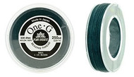 250 Yards Spool Toho One-G Thread Deep Green