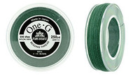 250 Yards Spool Toho One-G Thread Green