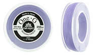 250 Yards Spool Toho One-G Thread Lt Lavender