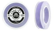 250 Yards Spool Toho One-G Thread Lt Lavender