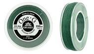 250 Yards Spool Toho One-G Thread Mint Green