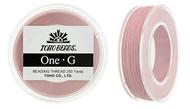 250 Yards Spool Toho One-G Thread Pink