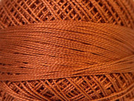 Pearl Cotton Bronze Brown #12 Beading Thread