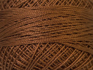 Pearl Cotton DK Broz Brown #12 Beading Thread