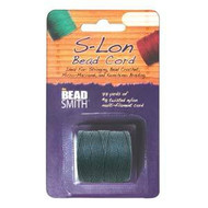 S-lon Bead cord Dk Teal 77 Yards
