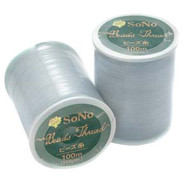 Sono Grey Beading Thread