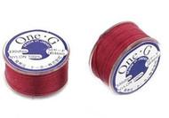 Toho One-G Thread 50 Yd Spl Burgundy