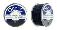 Toho One-G Thread 50 Yd Spl Navy
