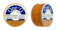 Toho One-G Thread 50 Yd Spl Orange
