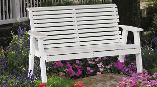 Benches. Poly Outdoor Furniture ...