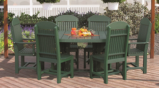 Poly Vinyl Dining sets in Ohio