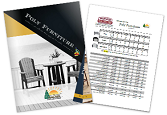 Download the LuxCraft Poly Furniture Catalog & Price List