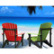 Beachside Poly Deluxe Adirondack Chairs