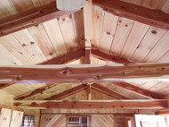 Cedar Rafters & Beams