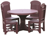 4' Round Table Set #1