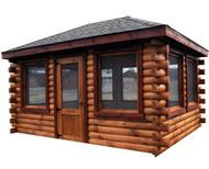 10x14 Breezewood Cabin