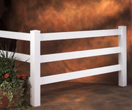 Ranch Fence 3-Rail