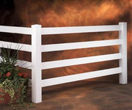 Ranch Fence 4-Rail