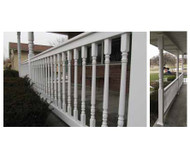 Victorian T-rail | Wayside Lawn Structures in Columbiana, Ohio
