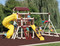 Discovery Depot Set D68-8 Swingset | Adventure World Playsets