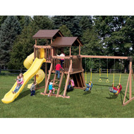 Good Times Tower Set - Adventure World | Wayside Lawn Structures in Ohio