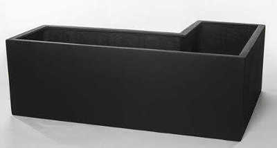 Modular Lite Right Facing Corner Planter