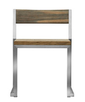 ICON Bistro Stool with Back (Stackable)