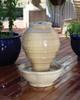 Greek Jar Fountain (GFRC in Ancient finish)