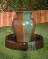 Merritt Fountain (GFRC in Celano finish)