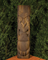 Tiki Statue - Large (GFRC in Absolute finish)