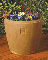 Dolabra Planter (GFRC in Rustic finish)
