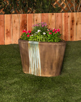 Bliss Planter (GFRC in Popoli finish)