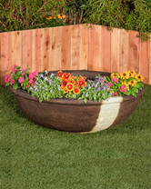 Fermi Planter (GFRC in Agone finish)