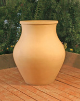 Napoli Planter (GFRC in Straw finish)