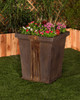 Preston Planter (GFRC in Absolute finish)