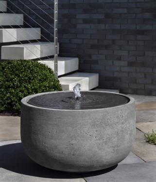 Echo Park Fountain  (Cast Stone in Alpine Stone finish)