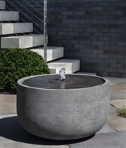 Echo Park Fountain  (Cast Stone in Alpine Stone finish)