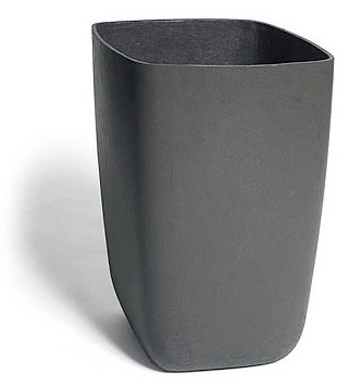 Samurai Planter - Material : Fiber Cement - Finish : Anthracite